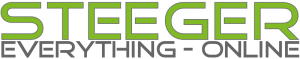 Logo Steeger Media - Everything Online