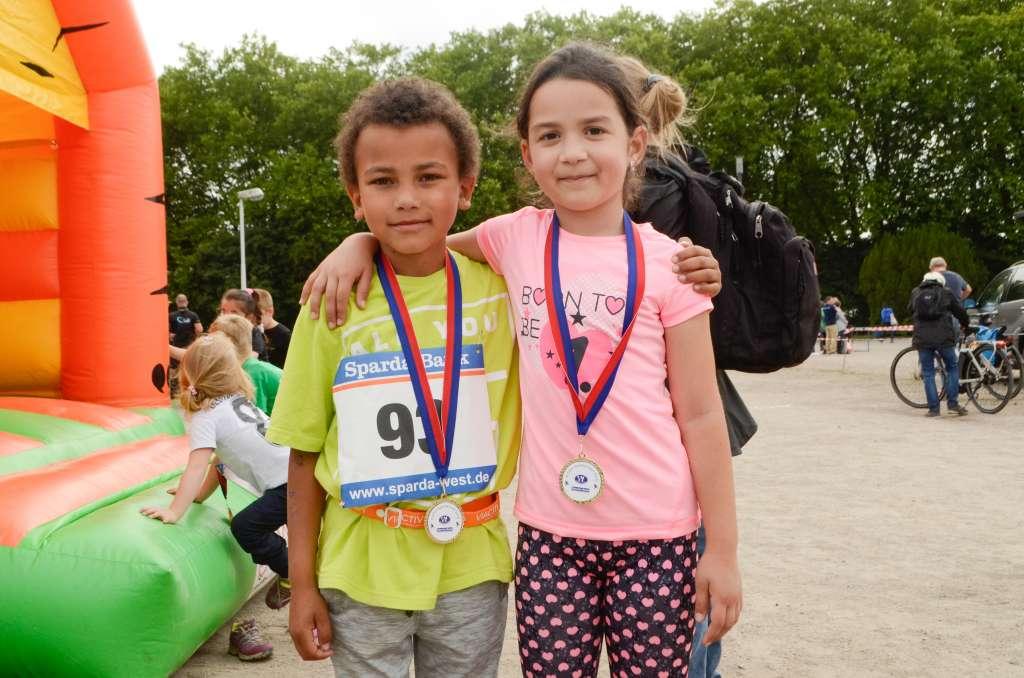 Spardalauf und Sommerfest 2018 Aqua und mehr e.V. und OSC