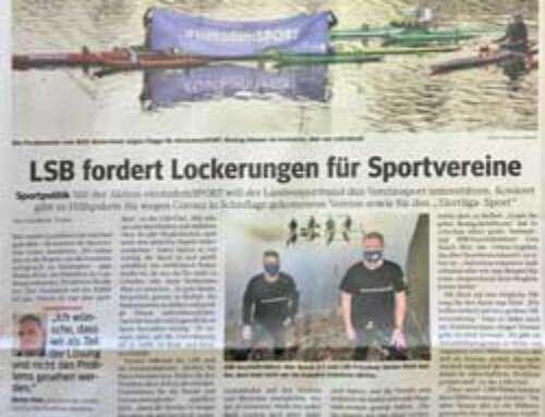 LSB fordert Lockerungen