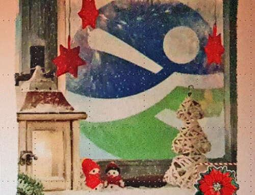 Gruß zur Weihnachtszeit