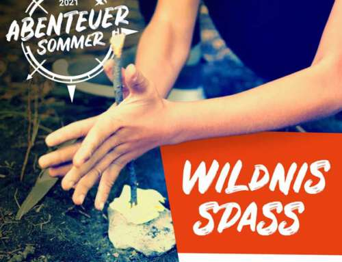 Wildnis-Spaß an der Kanustation | Feriencamp Sportbildungswerk